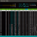 htop - kill Screenshot (Ubuntu 10.4 beta2)