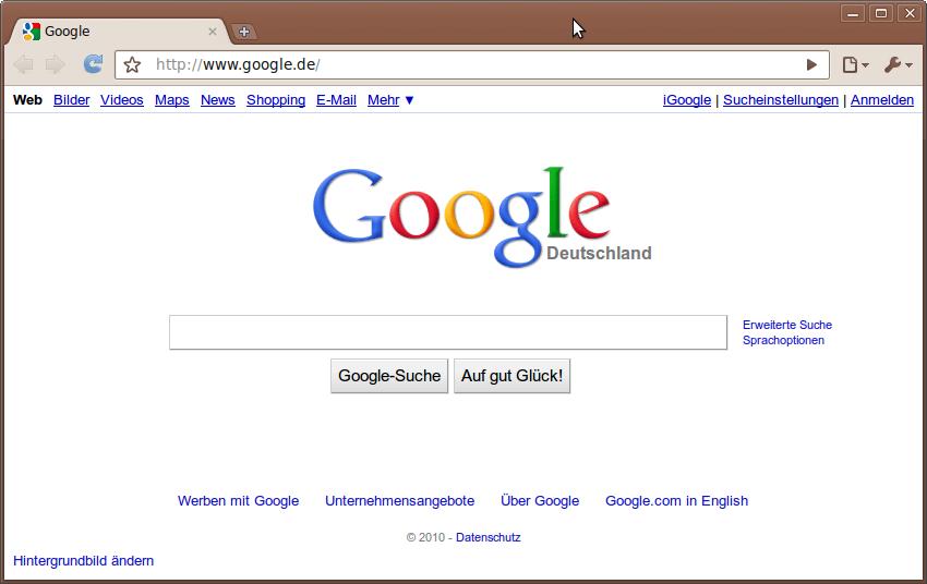 www:google:de