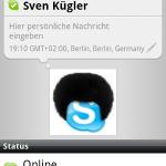 Skype - Profil