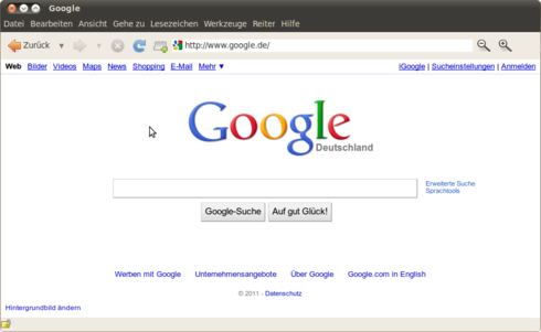 GNOME Webbrowser